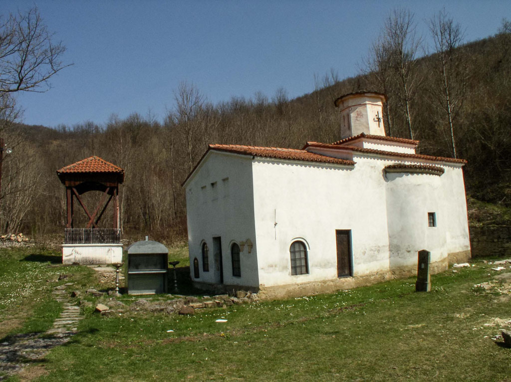 The Church of the Holy Trinity in Gornja Kamenica